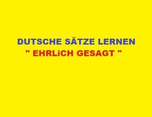 Deutsche Sätze
