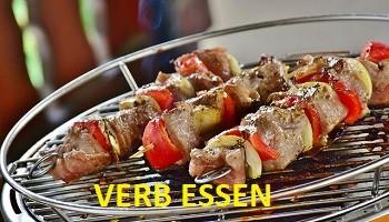 Deutsche verben essen