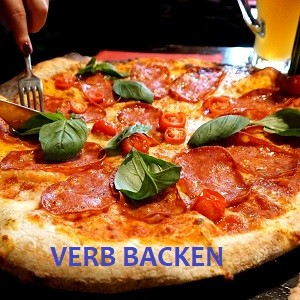 VERB BACKEN
