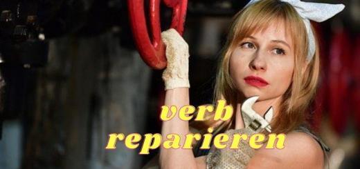 verb reparieren